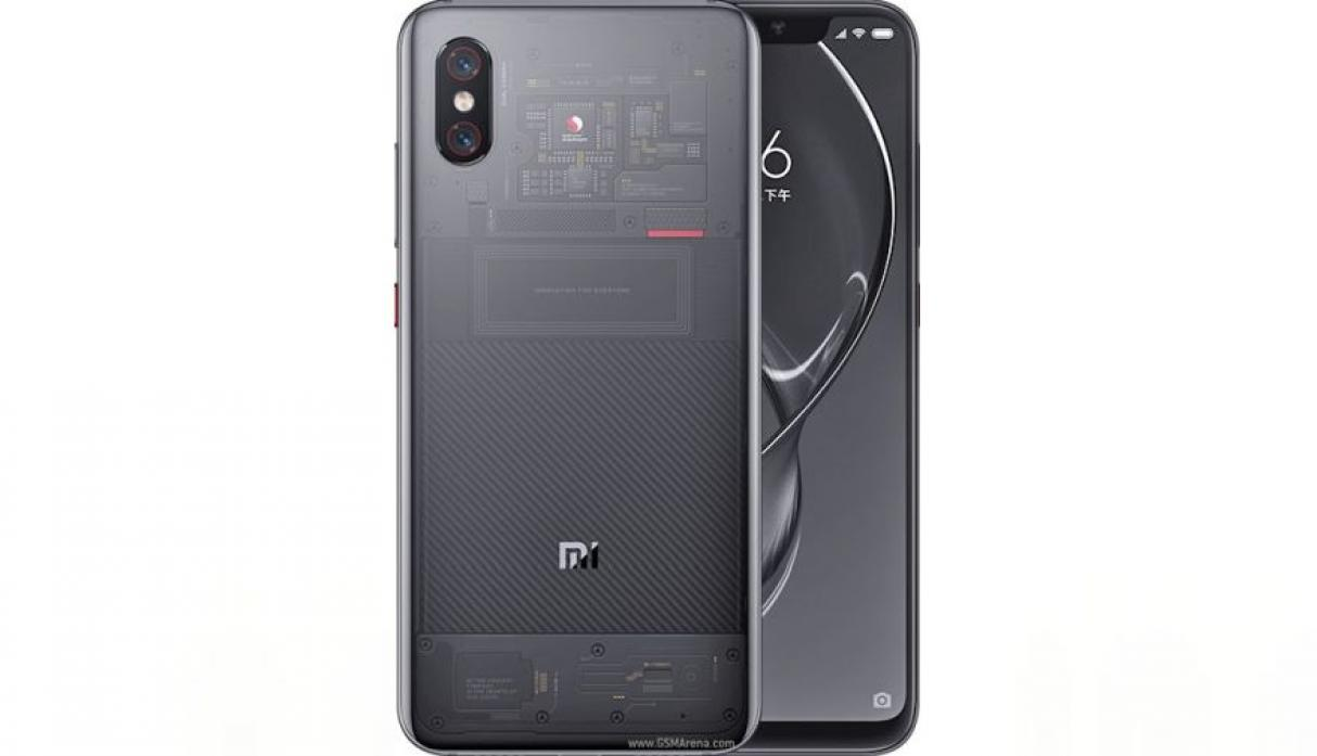 Xiamoi Mi 8 Explorer Edition