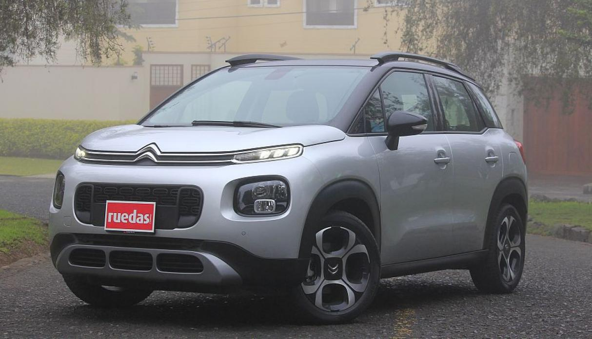 Citroën C3 Aircross test
