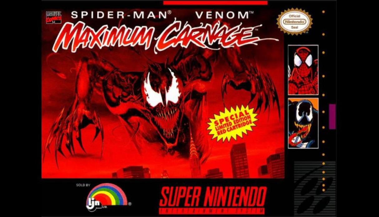 Spider-Man & Venom: Maximum Carnage (1994)