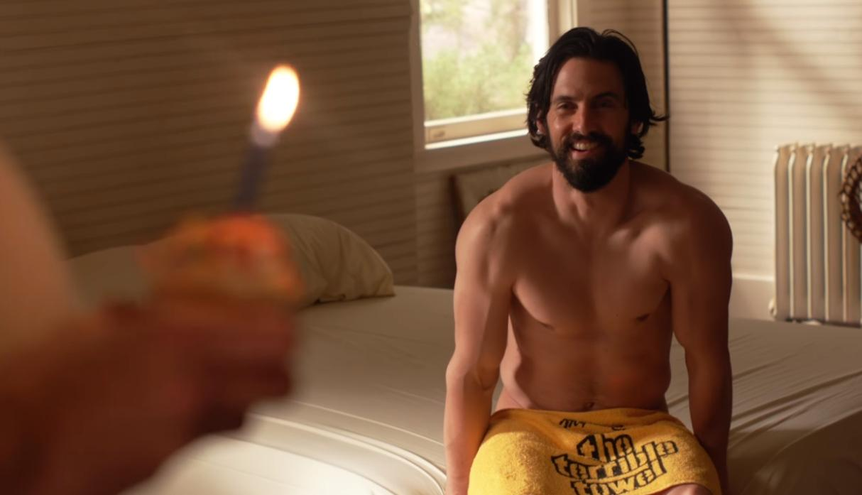 "Milo Ventimiglia, está nominado como ""Mejor actor principal en una serie de drama"", gracias al papel que interpretó en ""This is Us"" 