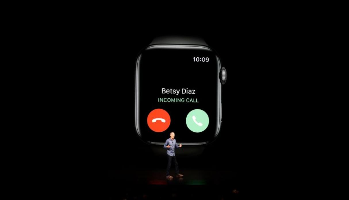Apple presenta su nuevo reloj inteligente: El Apple Watch Series 4