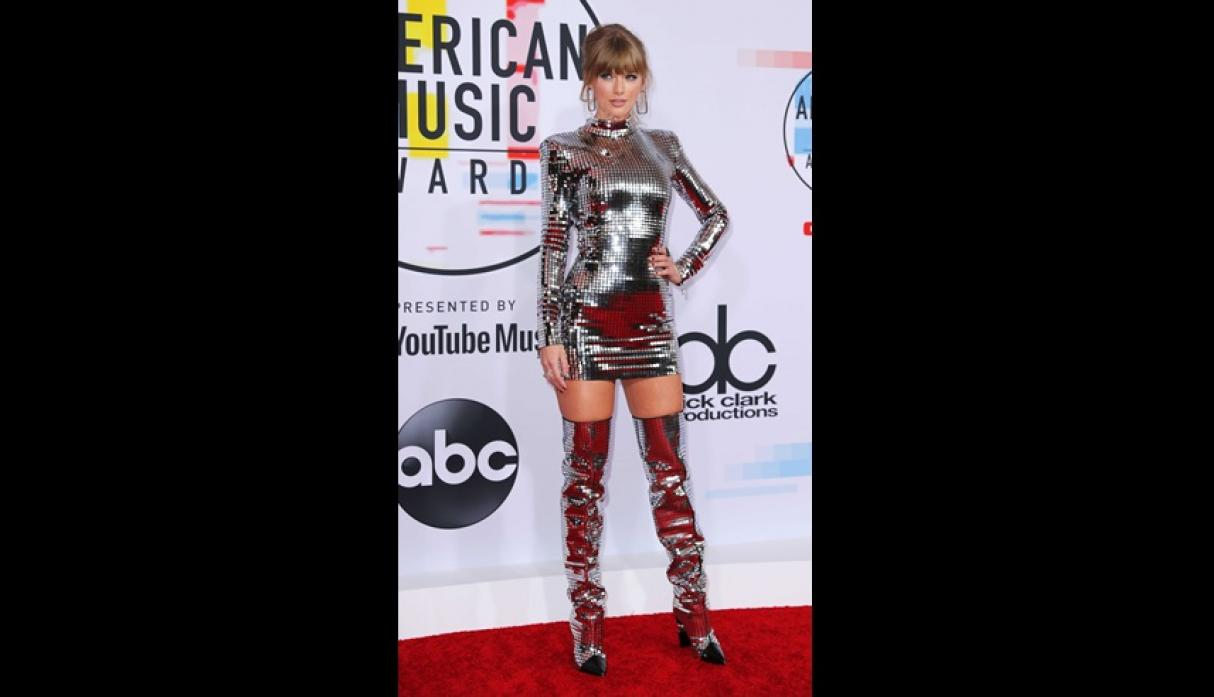 Taylor Swift en los American Music Awards