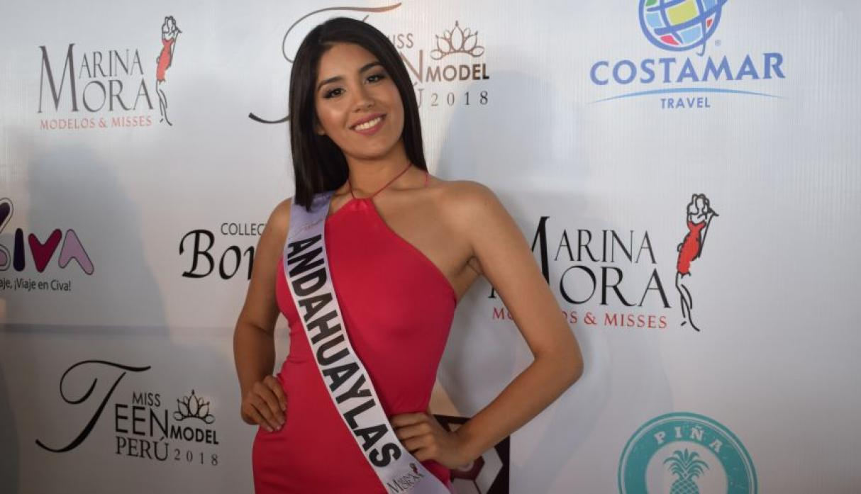 Miss Teen Model Perú 2018