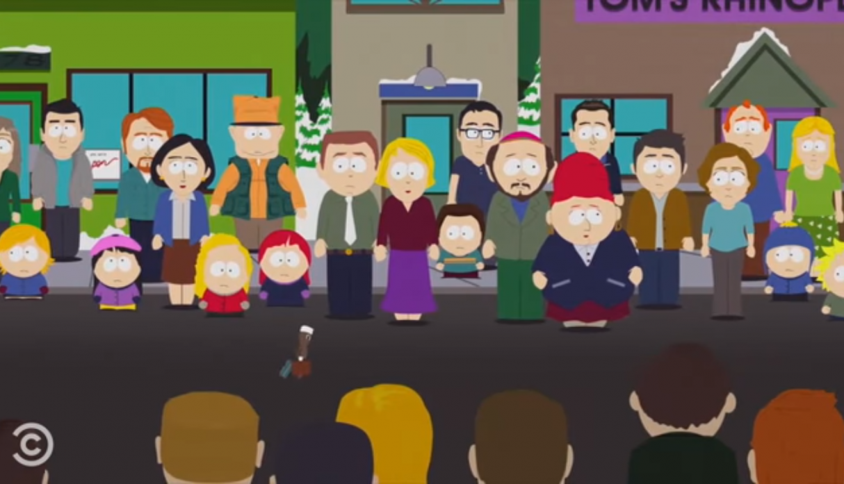 """South Park"" pide cancelar ""Los Simpson"" tras calificarlos como 'racistas' 