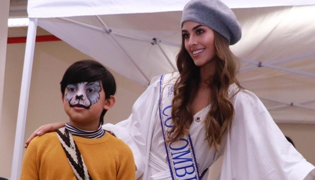 Miss Universo 2018: Miss Colombia - Valeria Morales