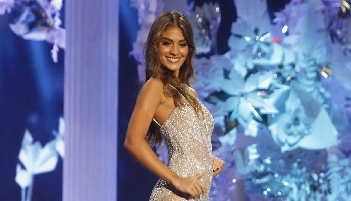 Miss Universo 2018: Miss Colombia Valeria Morales