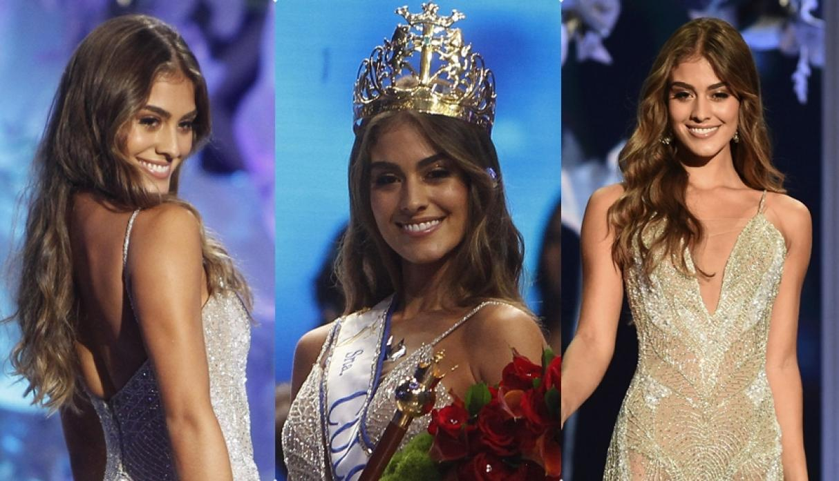 Miss Colombia Universo 2018