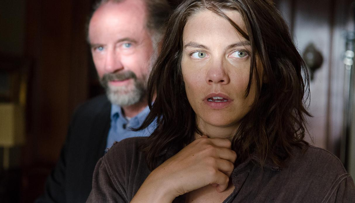 The Walking Dead - No se descarta una película sobre Maggie