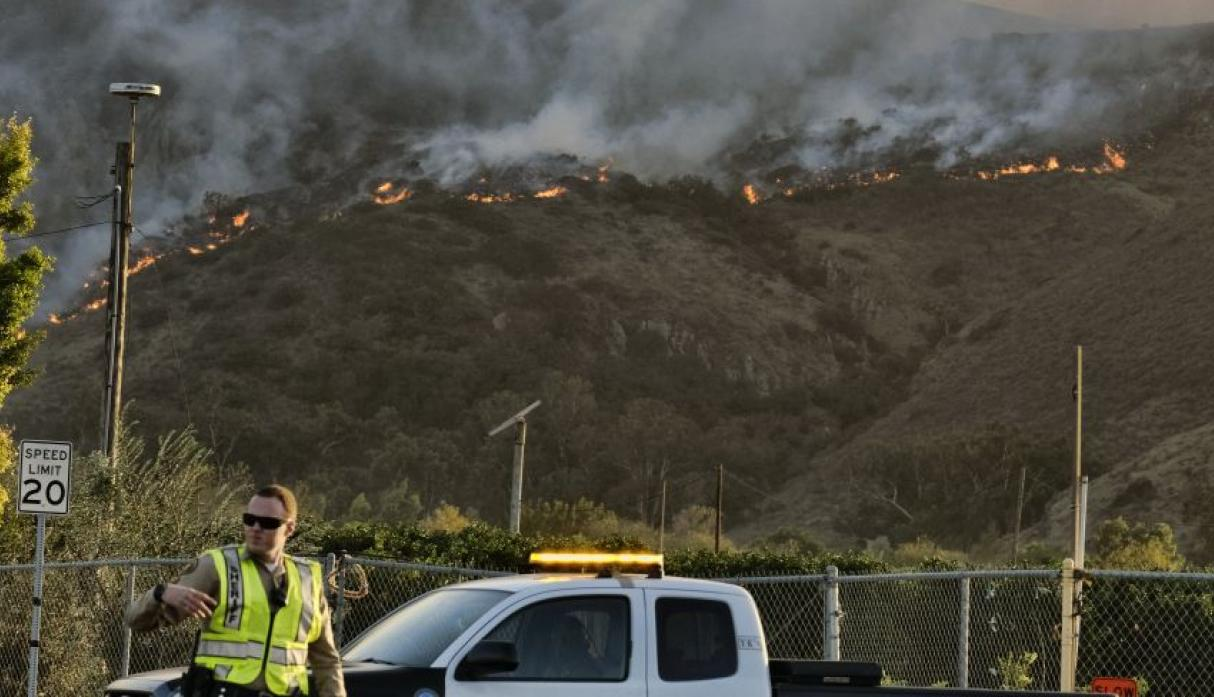 Mortales incendios en California