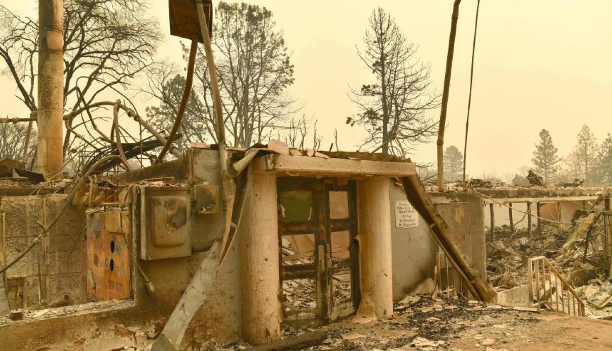 California, Estados Unidos, Camp Fire, incendios, forestal, bosque, fuego, fotos, videos