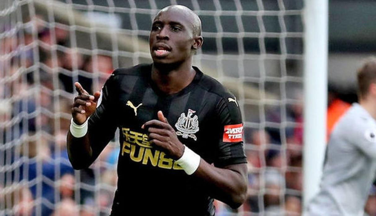 Mohamed Diame - Newcastle. (Foto: AFP).