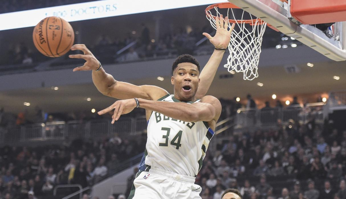 Milwaukee Bucks vs. Denver Nuggets EN VIVO vía NBA: con Giannis Antetokounmpo en el Fiserv Forum. (Foto: AFP)