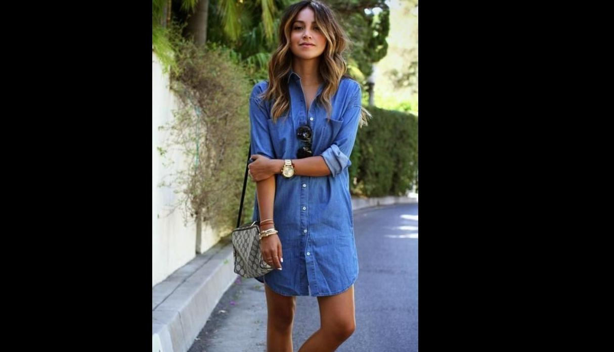 verano tendencias, denim