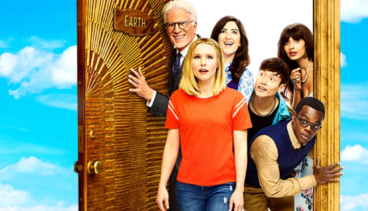 """The Good Place"" de NBC tendrá cuarta temporada (Foto: Facebook @NBCTheGoodPlace)"
