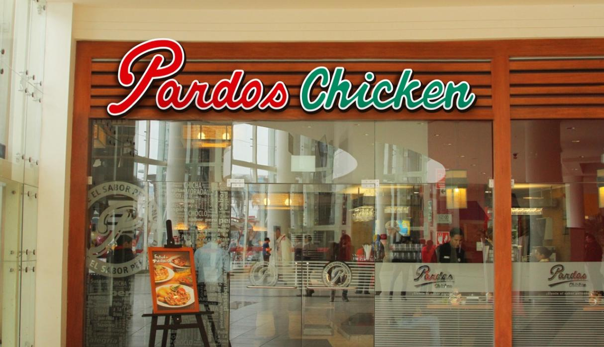 Pardos Chicken