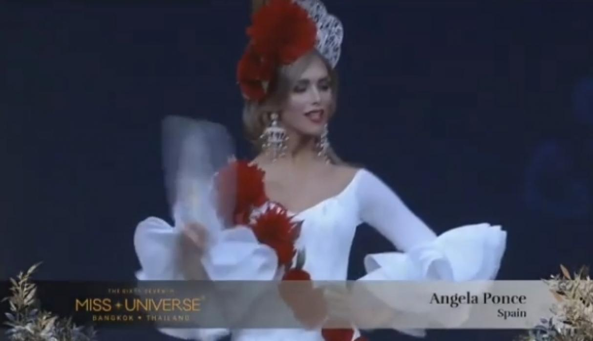 miss universo - ángela ponce