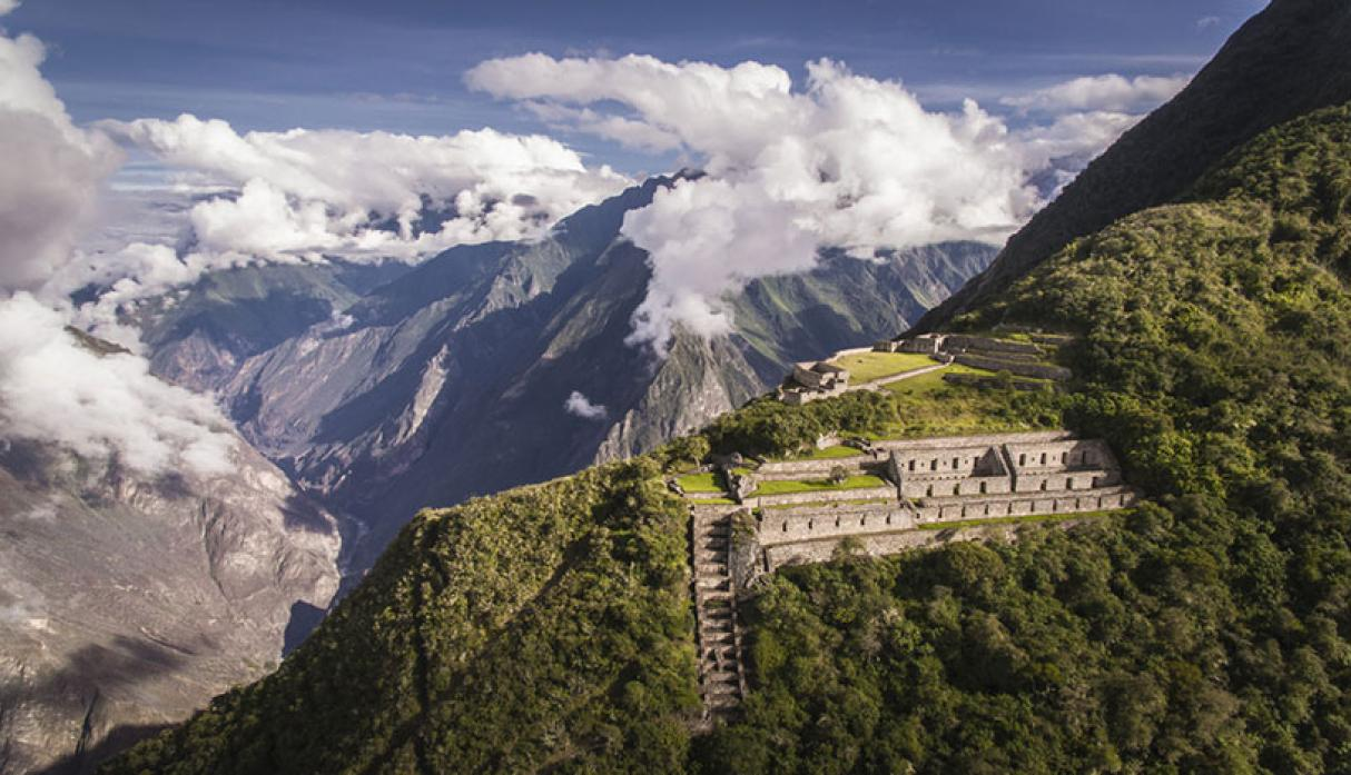 Choquequirao en Cusco