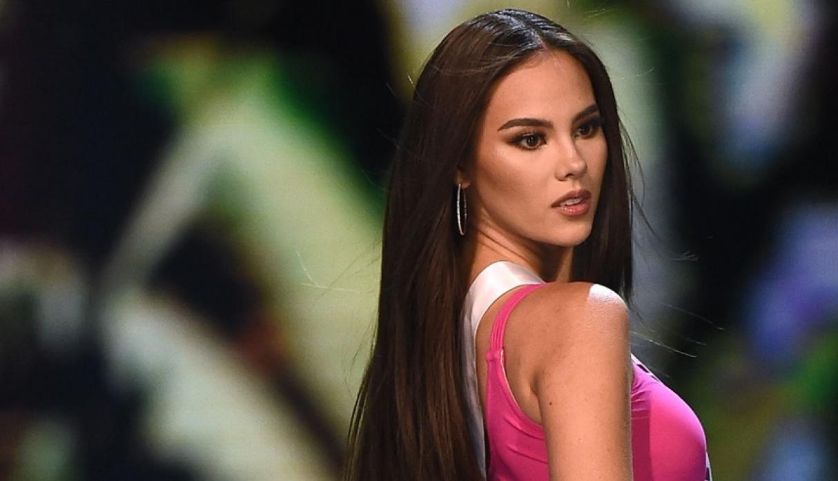 Catriona Gray, Miss Filipinas 2018