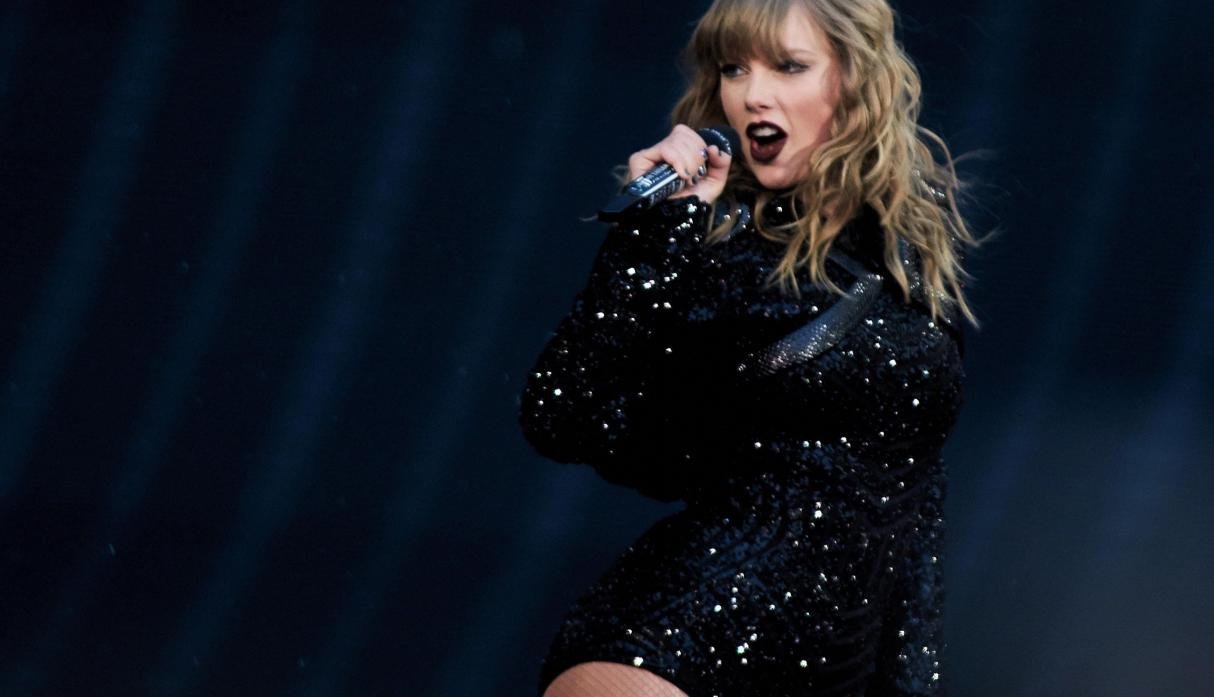Taylor Swift envía sentimental discurso al finalizar su gira 'Reputation Tour' (Foto: EFE)