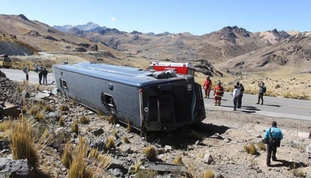 Estas son las empresas de transporte con mayor participación en accidentes