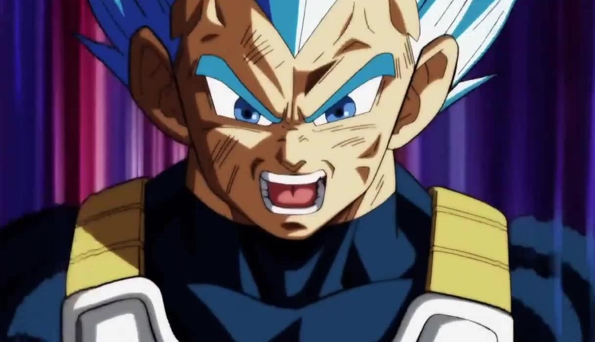 Dragon Ball Super: Vegeta, el príncipe de los saiyajins