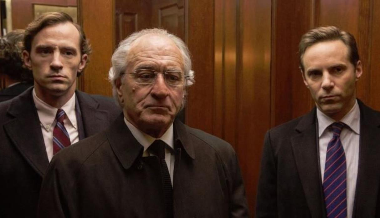 Robert de Niro en The Wizards of Lies