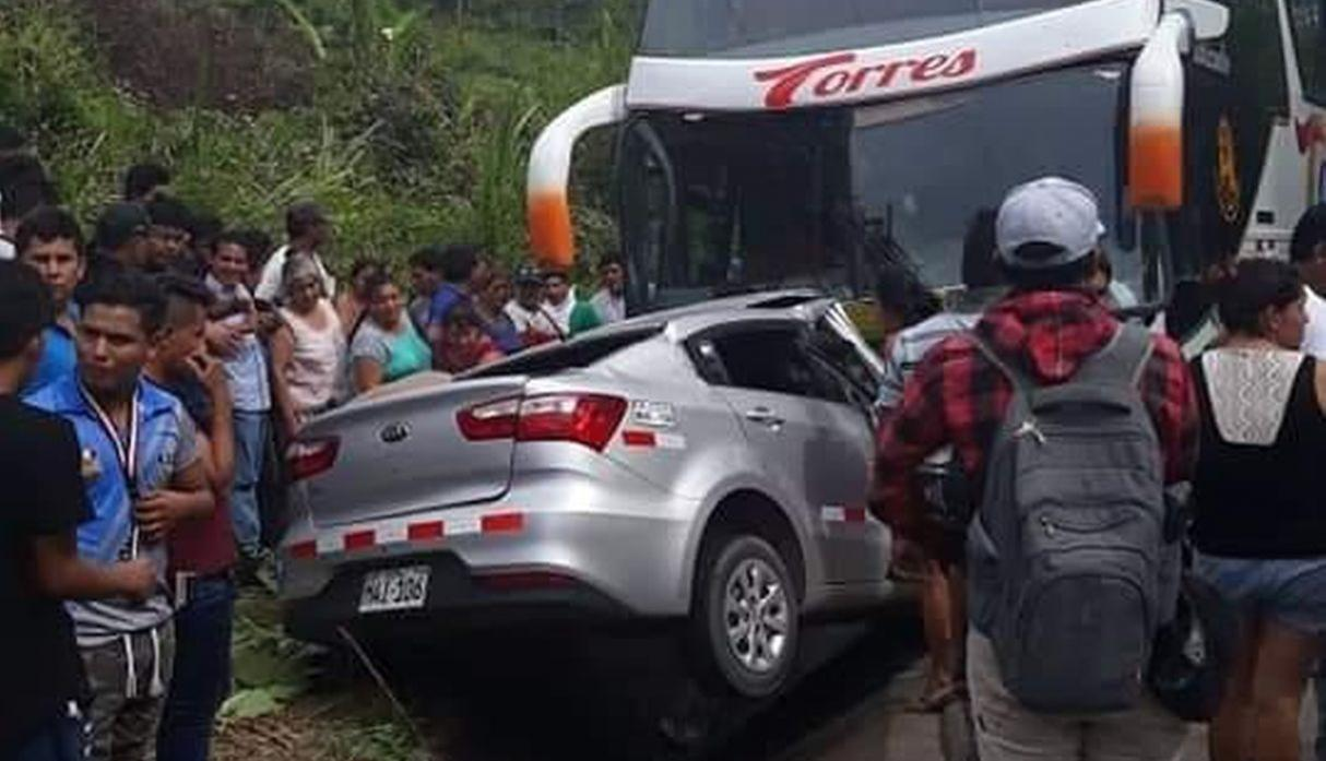 Perú: cinco futbolistas fallecieron en un trágico accidente