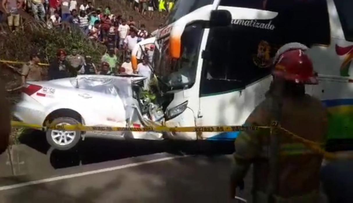 Cinco futbolistas fallecieron en un trágico accidente — Perú