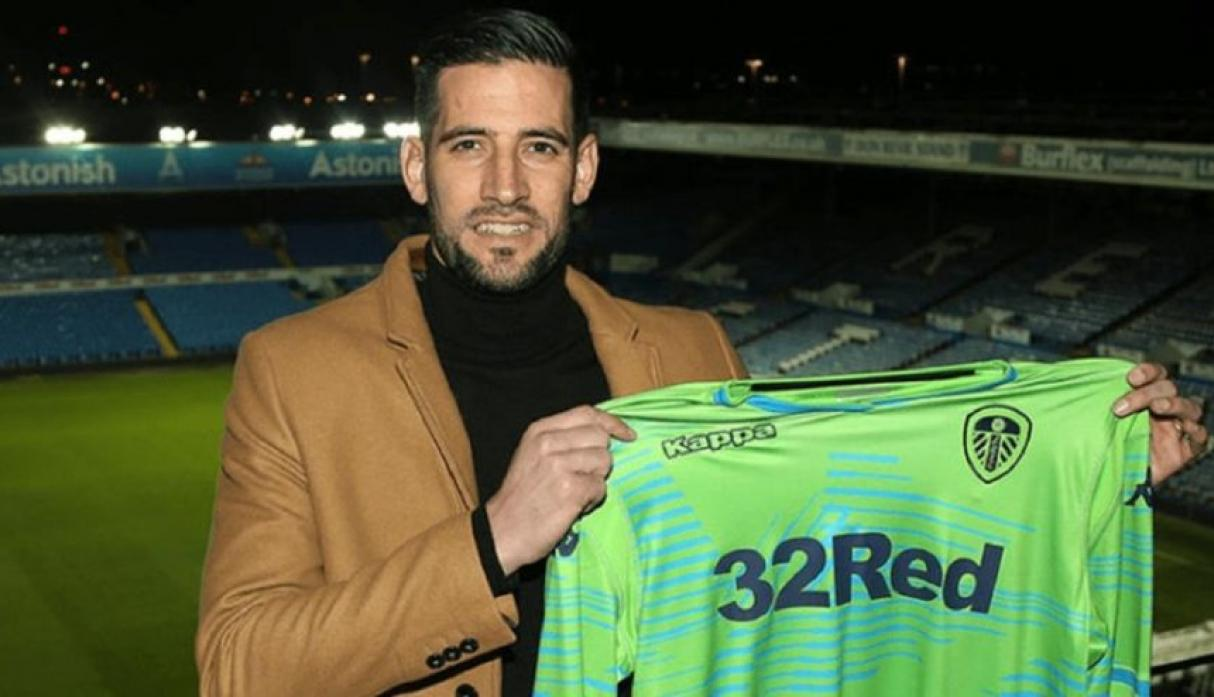 5. Kiko Casilla - del Real Madrid al Leeds United. (Foto: AFP)