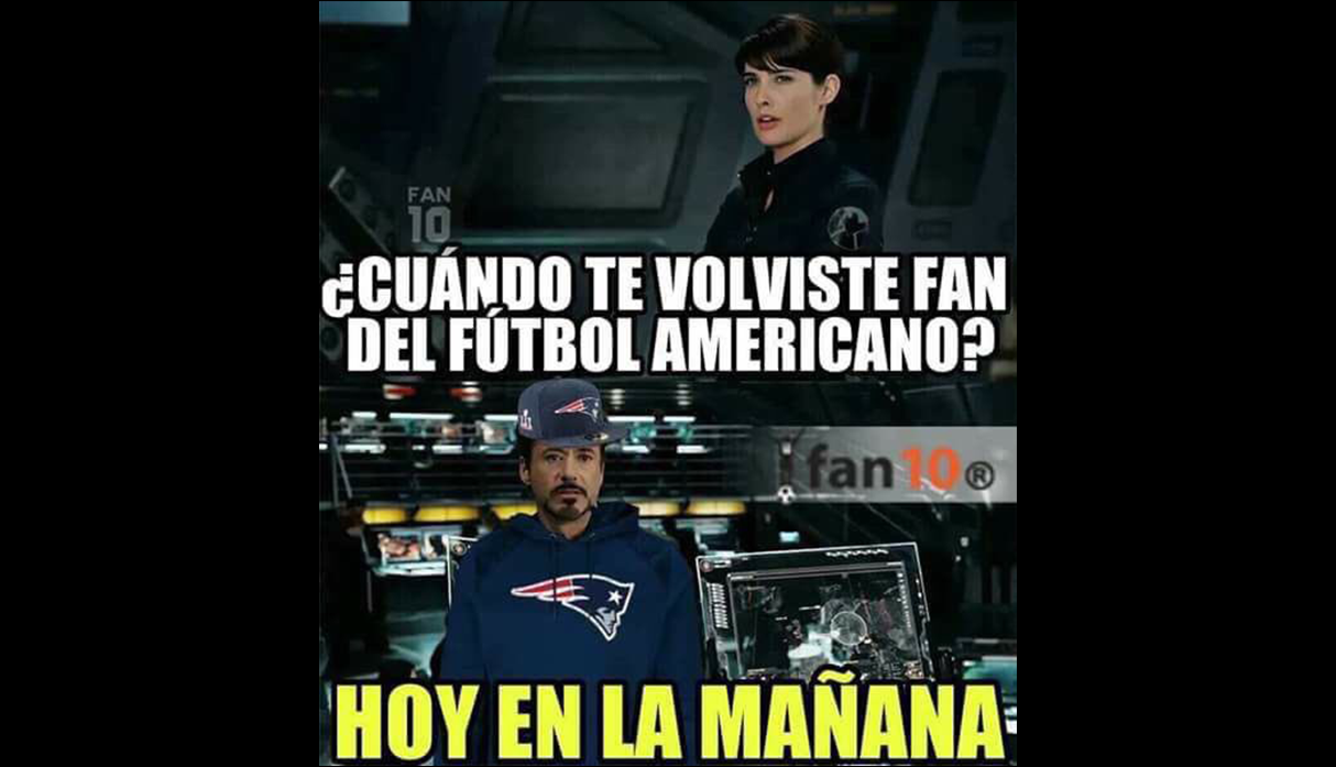 Facebook: los memes más divertidos del Super Bowl 2019 | Patriots vs. Rams | Viral | FB | Face | Fotos