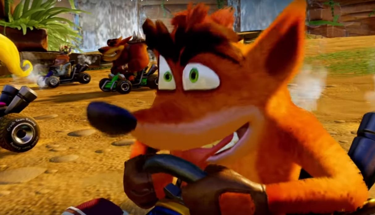 Crash Team Racing Nitro-Fueled | Nuevo tráiler del remake del