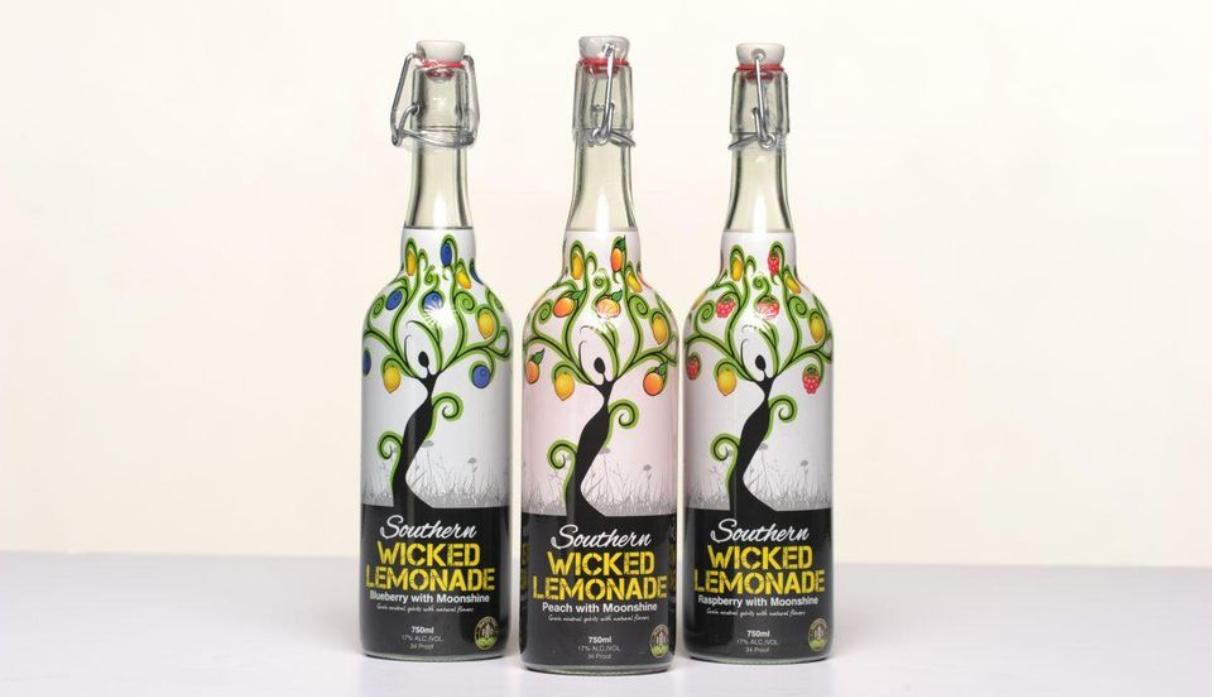 """Southern Wicked Lemonade"" es una limonada totalmente natural."