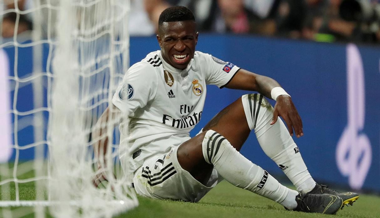 Real Madrid anunció terrible lesión de Vinicius Junior: rotura de ligamentos | NNDC