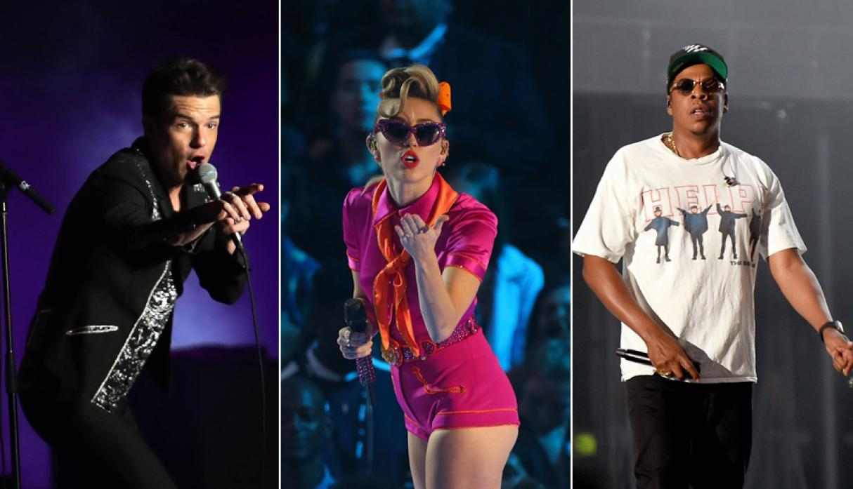 The Killers, Miley Cyrus y Jay Z serán parte de Woodstock 50