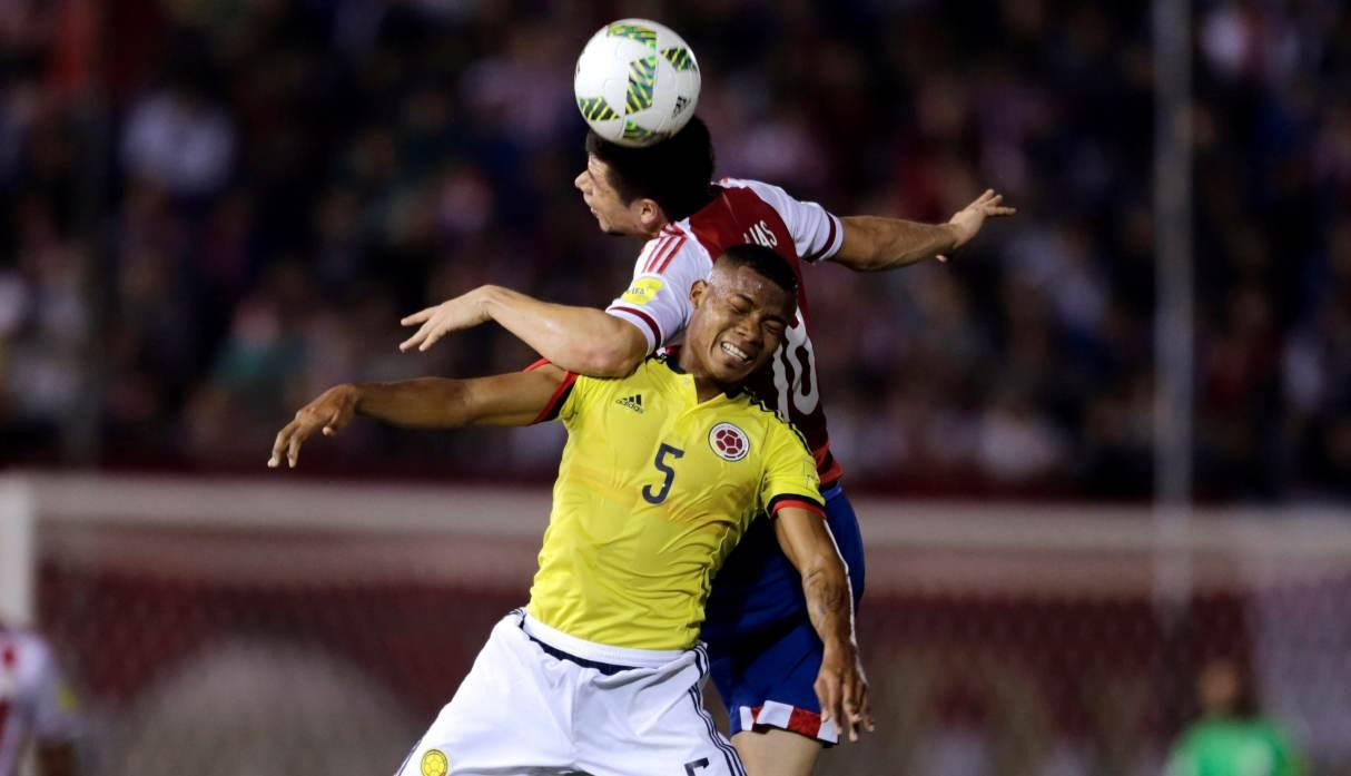 Wilmar Barrios (Foto: Reuters)