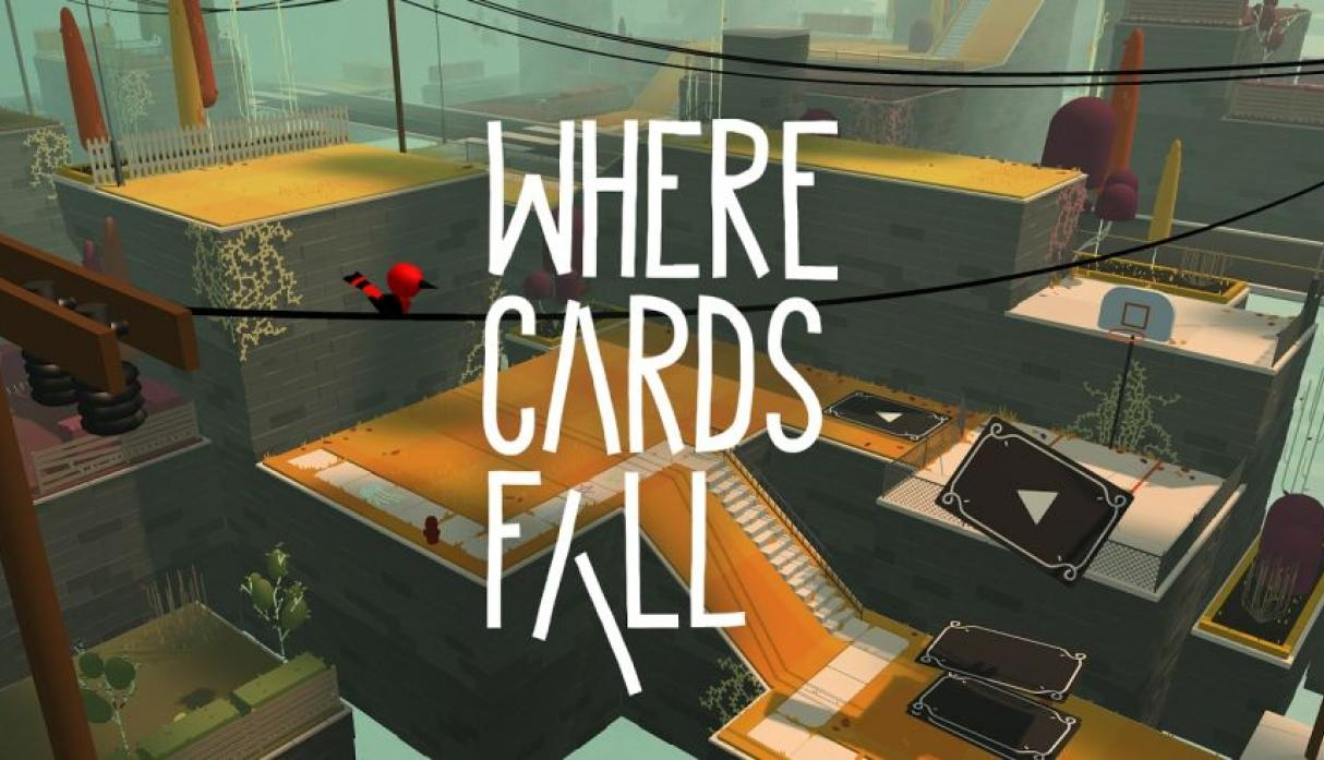 Where Cards Fall.