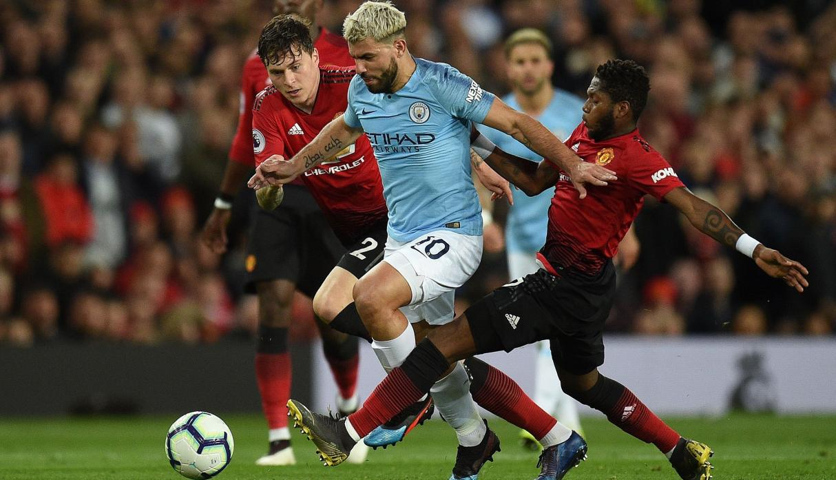 Manchester United vs. Manchester City EN VIVO
