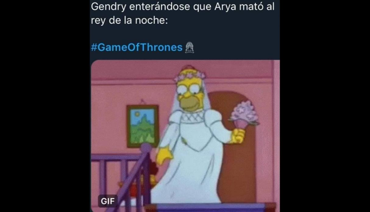 Game of Thrones memes 08x03