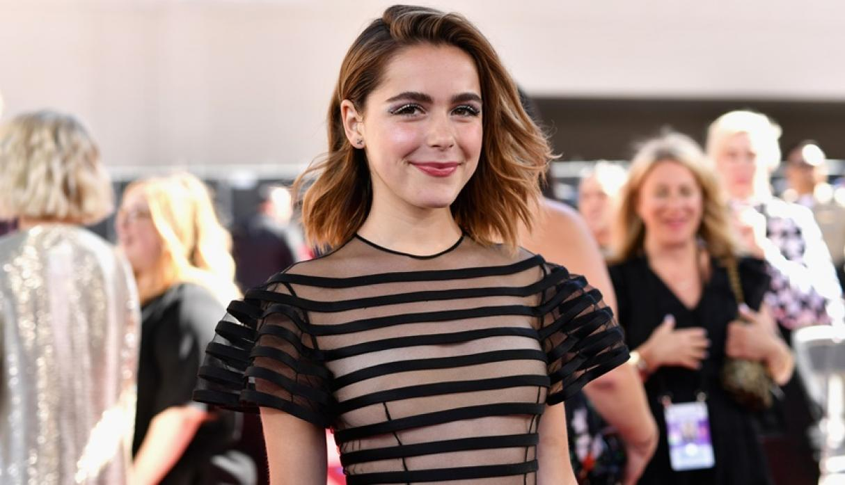 Kiernan Shipka en los Billboard Music Awards 2019. (Foto: Agencias)