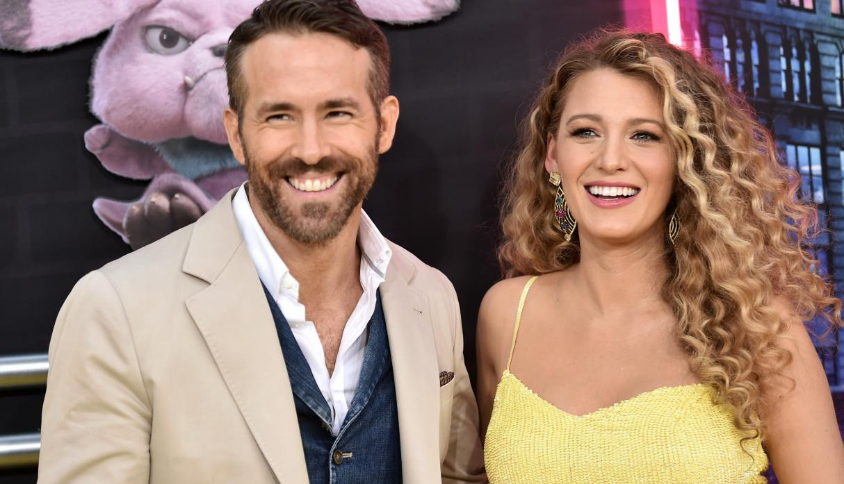 Blake Lively embarazo look