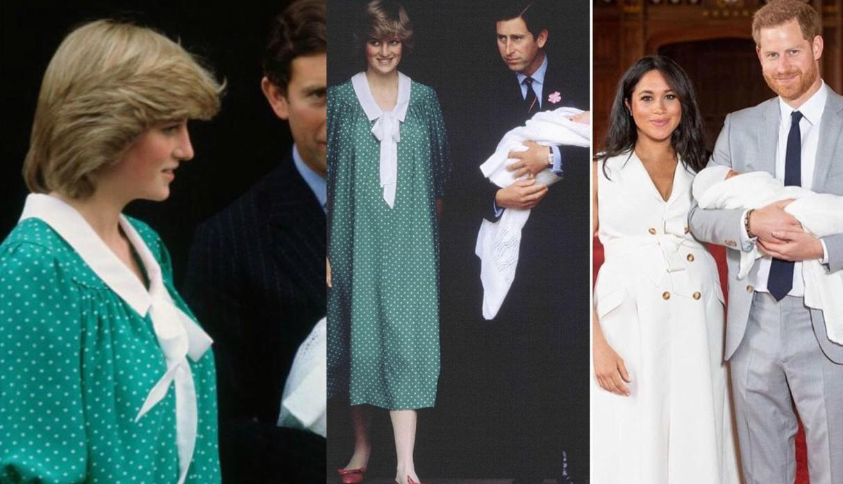 Looks Meghan Markle Kate Middleton Princesa Diana