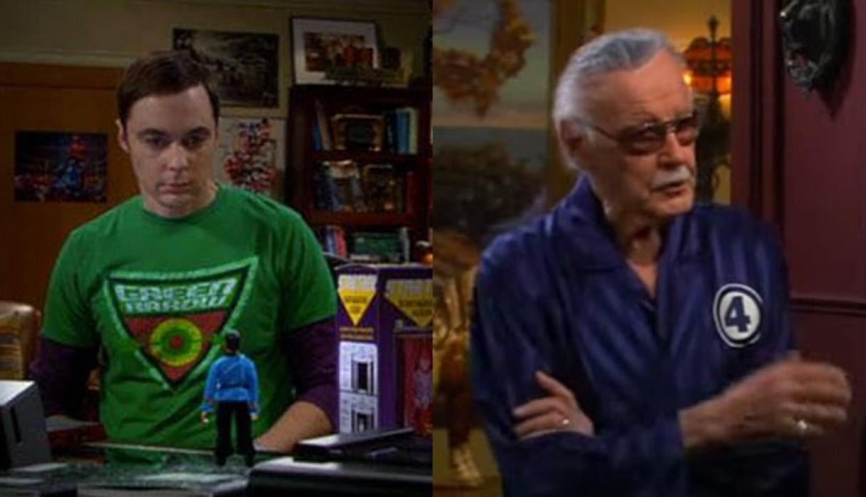 The Big Bang Theory, cameos