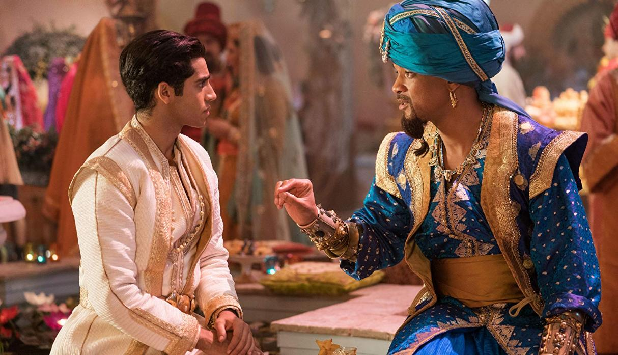 Aladdin, Mena Massoud