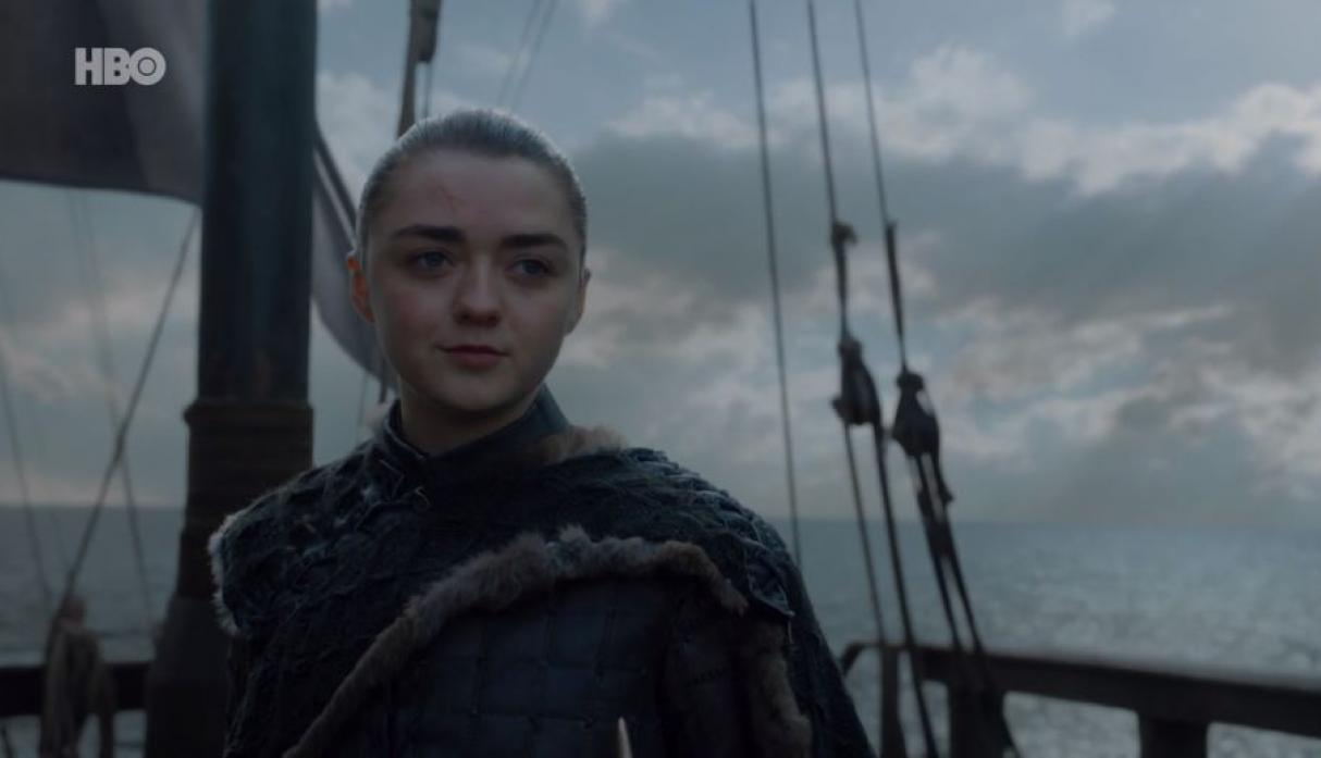 Game of Thrones 8x06 | Arya Stark