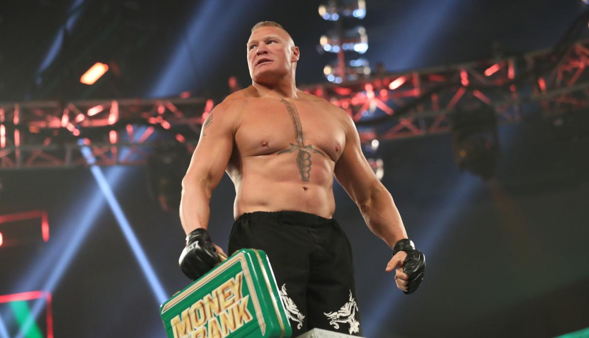 Money in the Bank: Lesnar, Bayley, Becky Lynch y todos los ganadores de la noche | Foto: Oscar Eduardo Olmedo