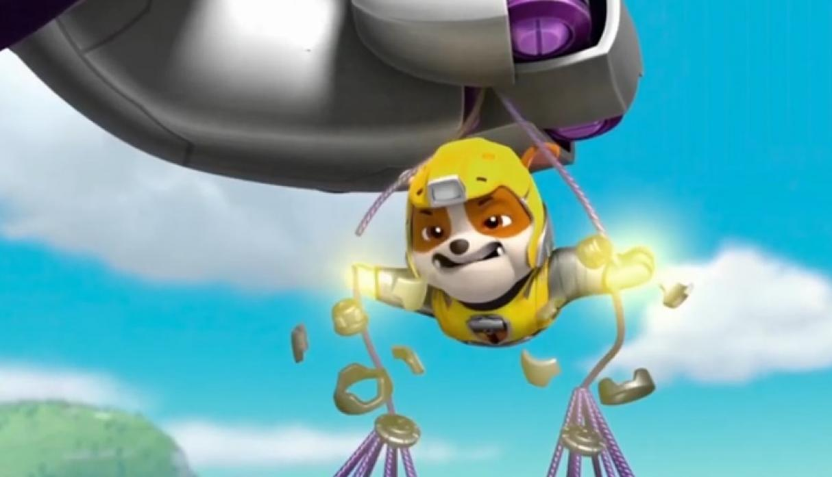 Paw Patrol: Mighty Pups""