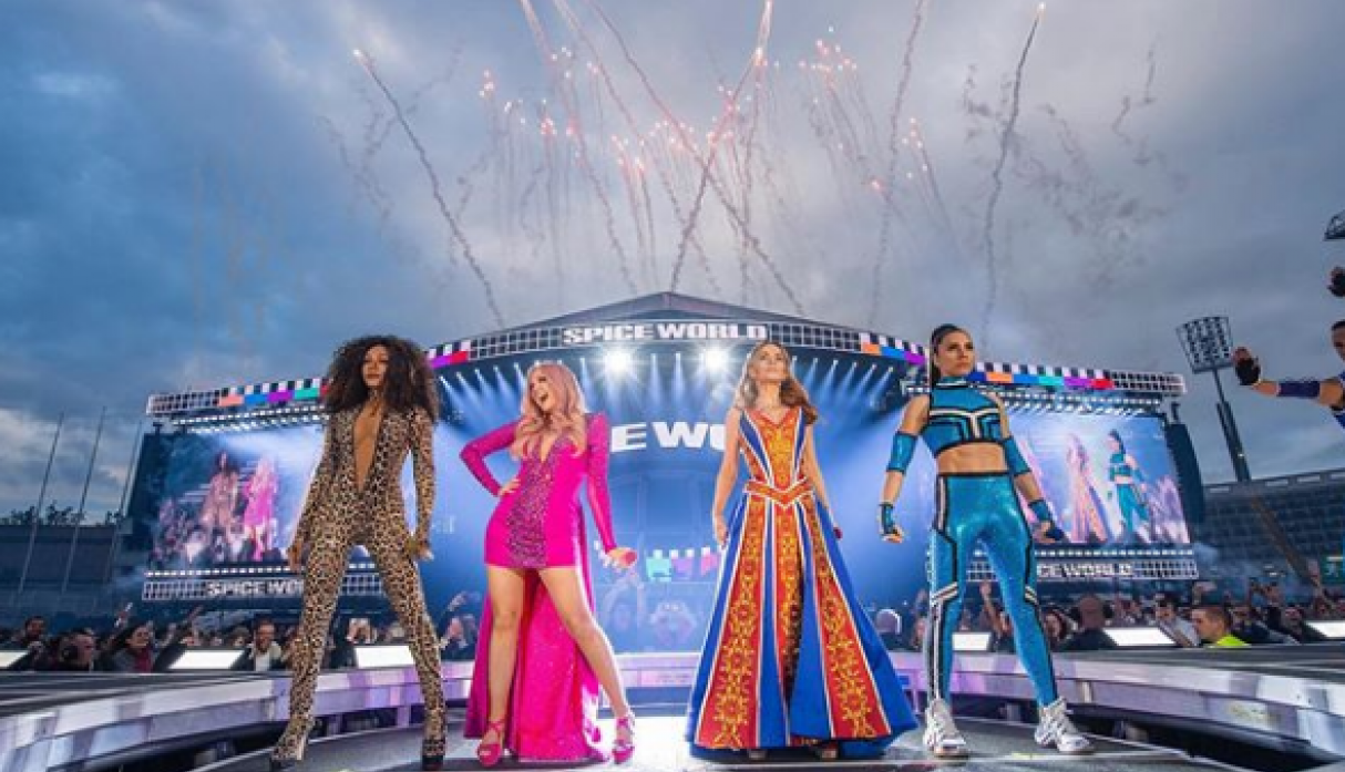 Fans de Spice Girls se quejan nuevamente del audio en sus shows