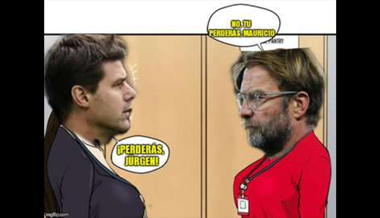 Facebook viral | Liverpool vs. Tottenham: los mejores MEMES de la gran final de la Champions League | Fox Sports | Liga Campeones | Wanda Metropolitano | Madrid | FB | Face