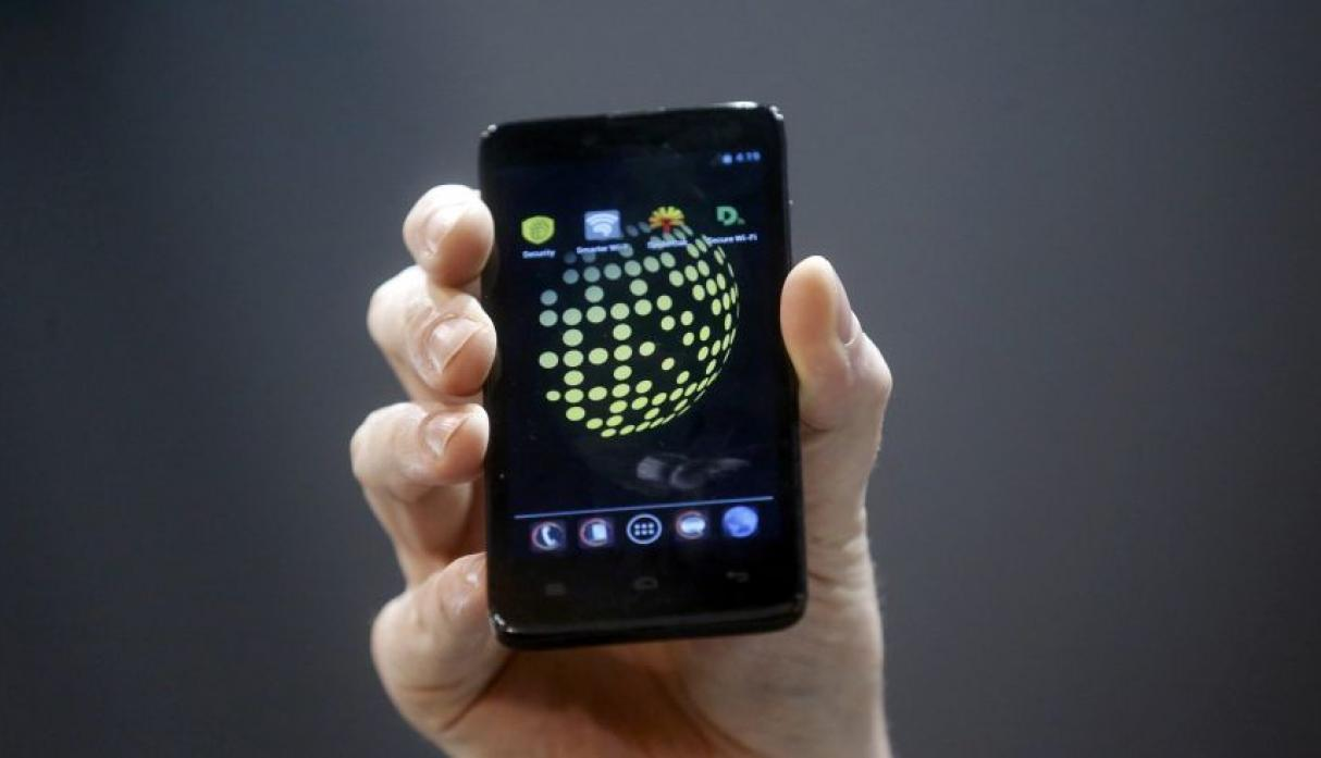 Blackphone. (Foto: Reuters)