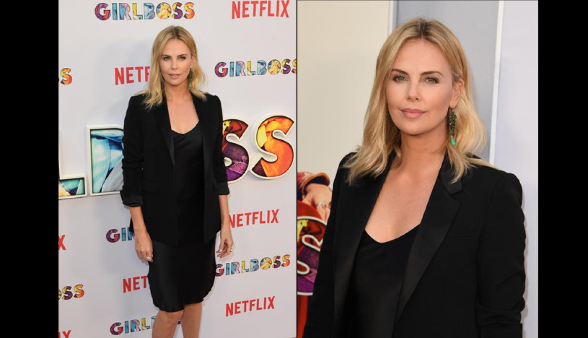 CHARLIZE THERON LOOKS